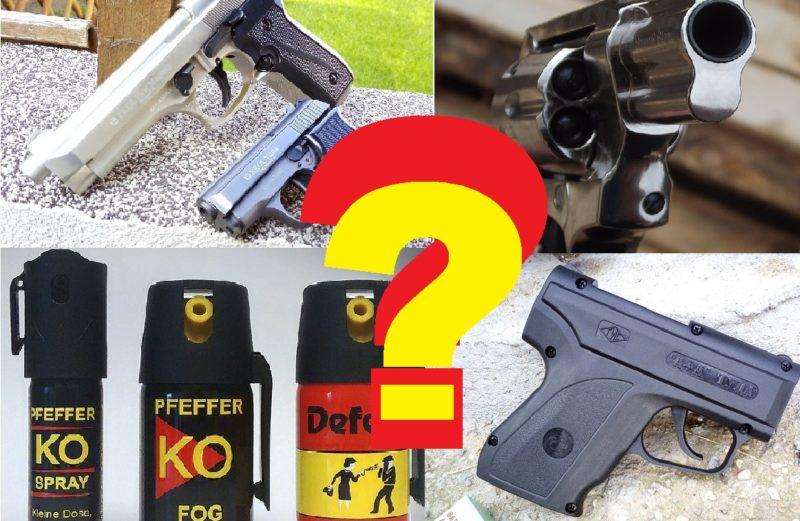 Önvédelmi eszközök – MELYIK A LEGJOBB?