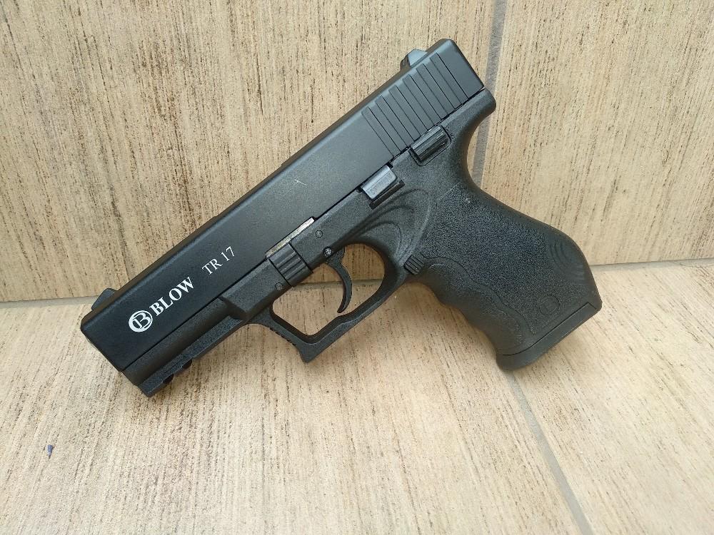 7261013f83d6 BLOW TR17 fekete színben - Önvédelmi Bolt