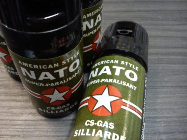 NATO CS GÁZSPRAY