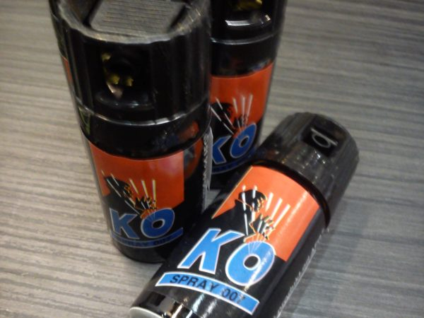 KO 007 CS gázspray