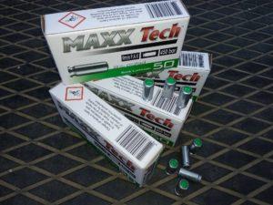 MAXX Tech 9 mm Knall Riasztó töltény