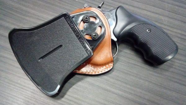 S&W K frame 2,5 Bőr fegyvertok PA 16212