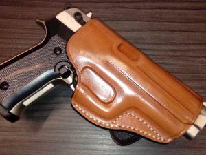 H&K USP Full Bőr fegyvertok PA 16745