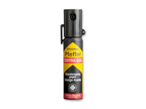 Pfeffer Contra-Dog mit Clip PV hatóanyagú gázspray