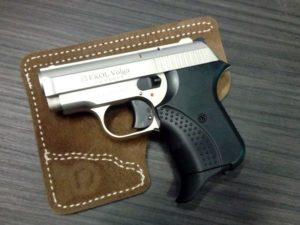 Zsebtok Bőr fegyvertok PO-28518