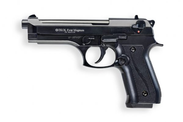 Ekol Firat Magnum Fekete