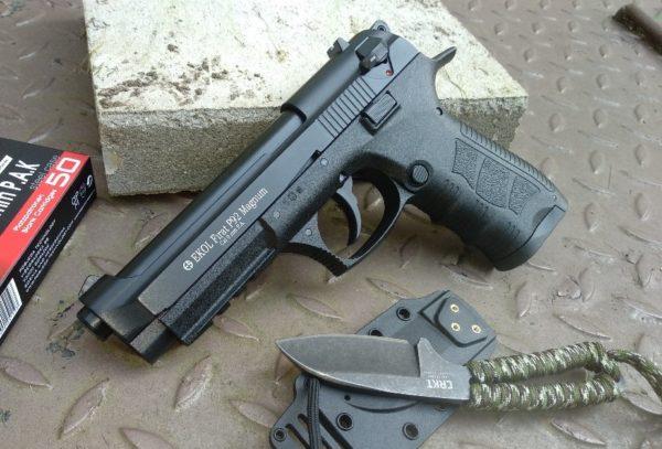 Ekol Firat P92 Fekete