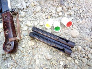 A+A Jelzőfény indító, 2-lövetű