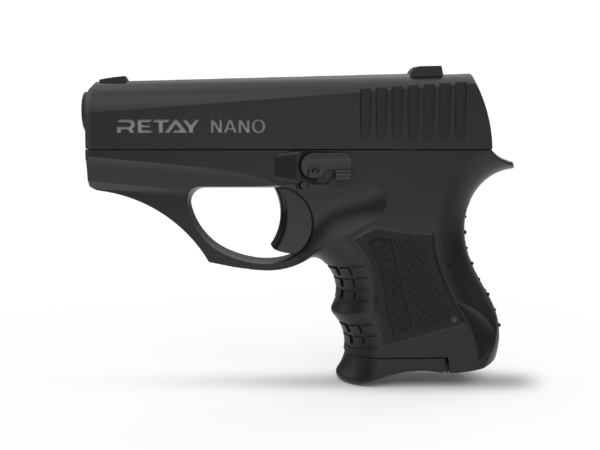 Retay Nano Fekete