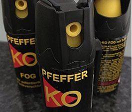 KO Pepper OC hatóanyagú gázspray
