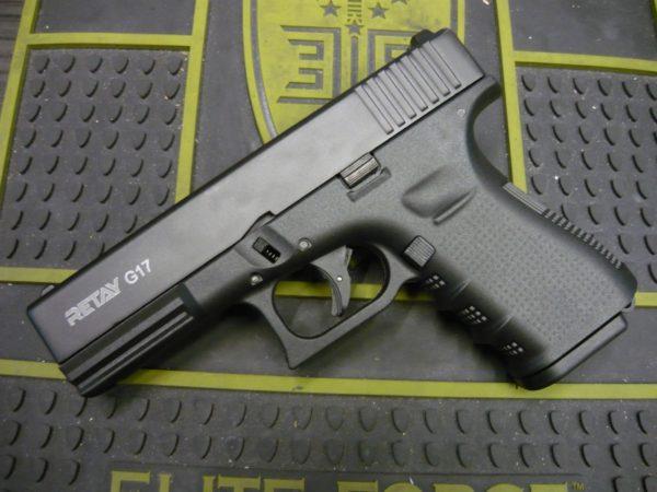 Retay G17 Fekete