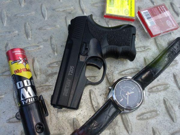 Retay T205 Fekete