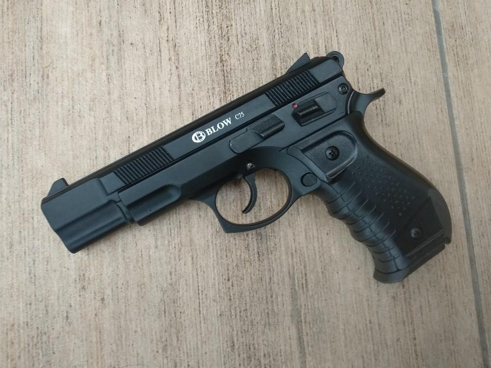 f9208913fd14 BLOW C75 Fekete Színben - Önvédelmi Bolt